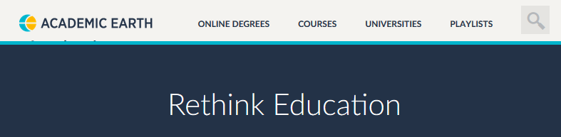 Learn From Free Online University Courses